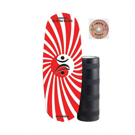 Indo Board Mini PRO Red Stripe / with roller