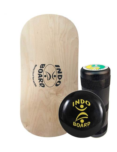 Indo Board Rocker natural / with roller