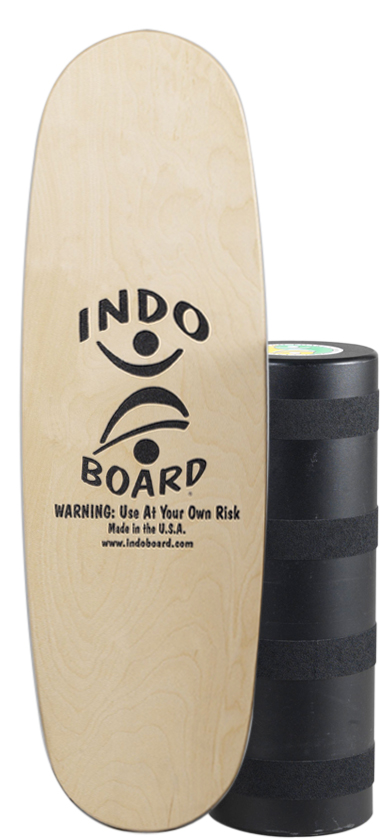 Indo Board Mini PRO clear / with roller