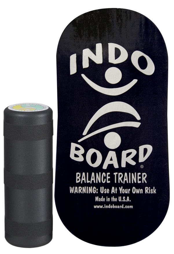 Indo Board Rocker black / with roller